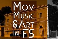 """""""Mov, Music & Art in FS"""", un sabato sera di colori ed emozioni"""