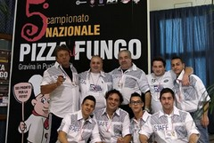 """Stasera ultimo appuntamento del Campionato nazionale di """"Pizza al fungo"""""""