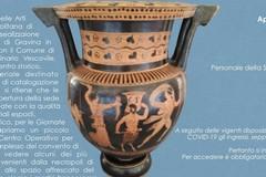 Vasi di Botromagno in mostra