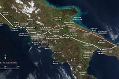 La via Appia antica diventerà un cammino, Gravina c'è