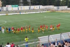 Calcio, Coppa Italia: la Fbc Gravina sconfitta a Cerignola
