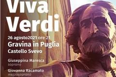 Il concerto Viva Verdi si sposta al Sidion