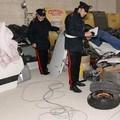Furti di veicoli ad Altamura e Gravina, scoperto deposito di smontaggio ad Andria