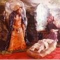 Le scultura di Vita Maria Nardiello per un omaggio agli amanti del presepe