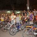 "Primo ""Flash Mob on Bike"" a Gravina"