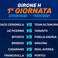 Calcio: serie D, pubblicati i calendari