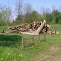 Tre gravinesi tentano di rubare 15 quintali di legna
