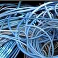 Un rumeno ruba cavi di rame della linea telefonica