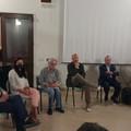 Fondazione Santomasi, targa in onore di Cesare Brandi