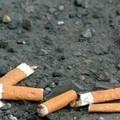 Lotta del Comune contro le cicche di sigarette