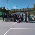 """Il 3° Torneo Open Nazionale di tennis  """"San Michele Arcangelo """" chiude col botto"""