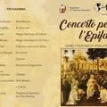 """Fondazione Santomasi e Fidapa presentano il """"Concerto per l'Epifania"""""""