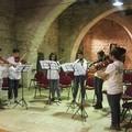 I musicisti dell'Istituto Ingannamorte vincitori del concorso Mediterraneo