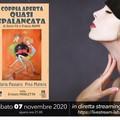 """Al Vida, Sabato 7 novembre, teatro in streaming con la commedia """"Coppia aperta, quasi spalancata"""""""
