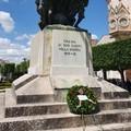 Monumento ai caduti, una ferita rimarginata