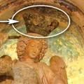 La corona torna sul capo di San Michele delle Grotte