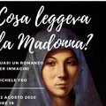 """""""Cosa leggeva la Madonna?"""", alla Finia presentazione del libro di Michele Feo."""