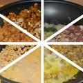 Strategie di cottura degli alimenti, preservandone la qualità