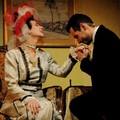 """La Compagnia teatrale """"Dadotratto"""" di Bari in """"Gli Innamorati"""""""