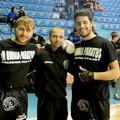 Vittoria ai campionati interregionali di kickboxing