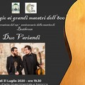 Concerto del duo Variandi nella Biblioteca Finia