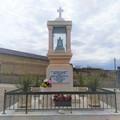 Gravina: l'edicola della Madonna di Picciano benedetta dal cardinale Joseph Ratzinger