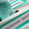 Elezioni regionali, inizia la corsa