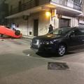 Incidente stradale in pieno centro città