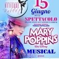 """""""Mary Poppins """" della scuola Attitude Ballet al Teatro Mercadante di Altamura"""