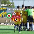 Turno preliminare di Coppa Italia: i gialloblù battono il San Severo (1-0)