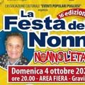 16esima festa dei nonni a Gravina