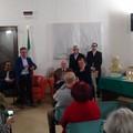 La famiglia Calderoni Martini si presenta alla città