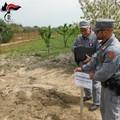 Smaltimento illegale di 150 q.li di rifiuti speciali provenienti da un autolavaggio