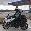 """""""Io torno a casa in moto"""""""