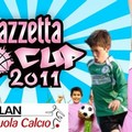 "Torneo Nazionale di Calcio ""Gazzetta Cup 2011 """
