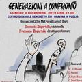 """Al Centro Giovanile Benedetto XIII Concerto  """"Generazioni a confronto """""""