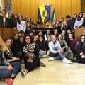 """L'IC  """"Santomasi-Scacchi """" accoglie studenti olandesi, danesi e francesi con l'Erasmus"""