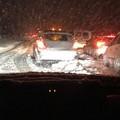 Chiusa al traffico la statale 96