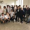 Nao manda gli studenti del Bachelet alle finali di Bologna