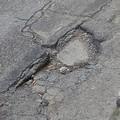 A Gravina, buche stradali come crateri