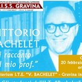 Incontro con Rosy Bindi su Vittorio Bachelet all'IISS Bachelet-Galilei