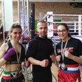 Donne e Kick boxing