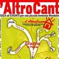"""""""D'AltroCanto """": 16 ore di Musica Live ed Eventi"""