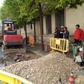 Al via i lavori per il rifacimento dei marciapiedi