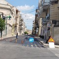 Via De Gasperi, la strada asfaltata dopo lavori Enel