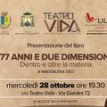 """RINVIATO - Al Vida si presenta il libro di Maddalena Ceci """"77 anni e due dimensioni"""""""