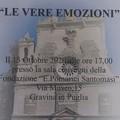 """La Fondazione Santomasi presenta la raccolta """"Le vere emozioni"""" di Maria Nicola Spano"""