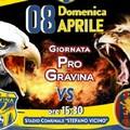 Grande calcio a Gravina: è di scena la capolista Potenza