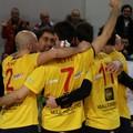 Volley Casareale, stagione chiusa con una sconfitta a Martina