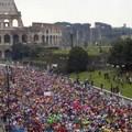 La ASD D.Pietri di Gravina alla Diciassettesima Maratona di Roma 20 Marzo 2011